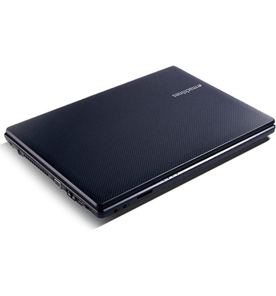 "Notebook Acer Emachine EMD728-4079 - Intel Pentium Dual Core - RAM 2GB - HD 320GB - Tela 14"" - Windows 7 Starter"