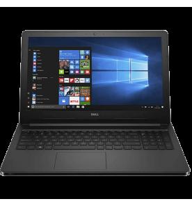 "Notebook Dell Inspiron i15-5566-A30P - Preto - Intel Core i5-7200U - RAM 4GB - HD 1TB - Tela 15.6"" - Windows 10"