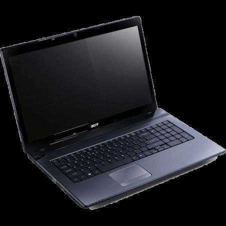 "Notebook Acer AS5750-6487 - Preto - Intel Core i3-2310M - RAM 2GB - HD 500GB - Tela 15.6"" - Windows 7 Home Basic"