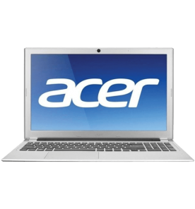 "Notebook Acer Aspire V5-123-3889 - Branco - AMD E1-2100 - RAM 4GB - HD 500GB - Tela 11.6"" - Linux"