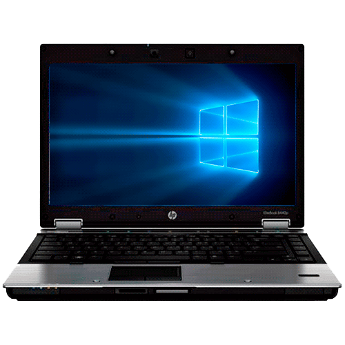 "Notebook HP Elitebook 8440P - Intel Core i5-520M - RAM 4GB - HD 250GB - Tela 14"" - Windows 10"