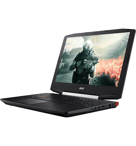 "Notebook Acer VX5-591G-54PG - Preto - Intel Core I5 - RAM 8GB - HD 1TB - LED 15.6"" - Windows 10"