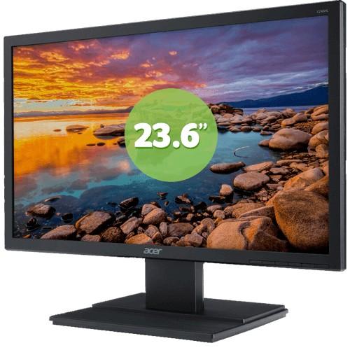 "Monitor Acer V246HQL 24"" Full HD"