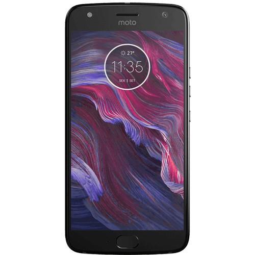 "Smartphone Motorola Moto X4 XT1900-6 - Preto - 32GB - Câmera Dupla 12MP + 8MP - Tela 5.2"" - 4G"