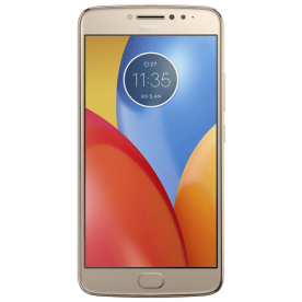 "Smartphone Motorola Moto E4 XT1763 - Ouro Rose - 16GB - 8MP - 4G - Dual-Chip - Tela 5"" - Android 7"