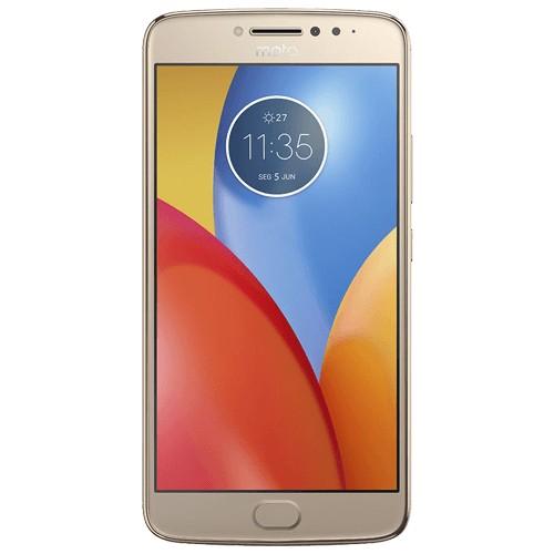 "Smartphone Motorola Moto E4 XT1763 - Ouro - 16GB - 8MP - 4G - Dual-Chip - Tela 5.5"" - Android 7"