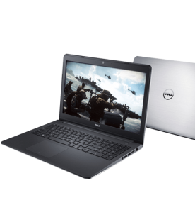 "Notebook DELL Inspirion I15-5547-A05 - Intel Core i5-4210U - AMD Radeon R7 M265 - RAM 4GB - HD 500GB - Tela 15.6"" - Windows 8.1"