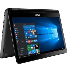 "Notebook Asus 2 em 1 TP301UA-DW296T - Preto - Intel Core i5-6200U - RAM 4GB - HD 1TB - Tela 13.3"" - Windows 10"