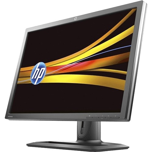 """Monitor HP ZR24440W - LCD 24"""" - HDMI - USB - VGA - Preto"""