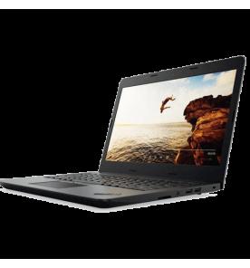 "Notebook Lenovo ThinkPad E470 20H20004BR Preto Intel Core i5-7200U RAM 4GB - HD 1TB Tela 14"" Windows 10 Pro"