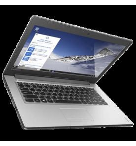 "Notebook Lenovo Ideapad 310-14ISK-80UF000MBR - Preto - Intel Core i3-6006U - RAM 4GB - HD 500GB - Tela 14"" - Windows 10"