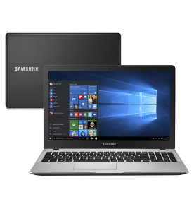 Notebook Samsung Expert X30 NP500R5H-XD1 - GeForce 940M - Intel Core i5-5200U - RAM 8GB - HD 1TB - Tela 15.6 - Windows 10