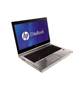 "Notebook HP Elitebook 8460P - Prata - Intel Core i5-2520M - RAM 4GB - HD 250GB - Tela 14"" - Windows 7 Pro"