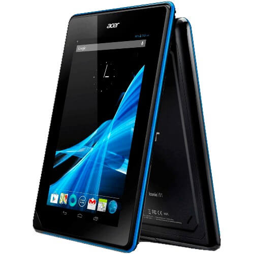 Tablet Acer Iconia B1-A71-L990 - Dual Core - RAM 512MB - 16GB - LCD 7'' - Android