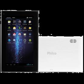 "Tablet Philco PH7G B211A4-2 - Branco - Cortex A9 - 8GB - 2MP - Tela 7""- Android 4.2"