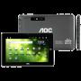 """Tablet AOC Breeze 2 MW0821 - Preto - ARM Cortex-A8 - 4GB - 3MP - Tela 8"""" - Android 2.3"""