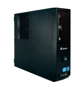 Computador Desktop Infoway ST4273 Itautec – RAM 4GB – HD 500GB - Intel Core i5 3470 - Windows 7