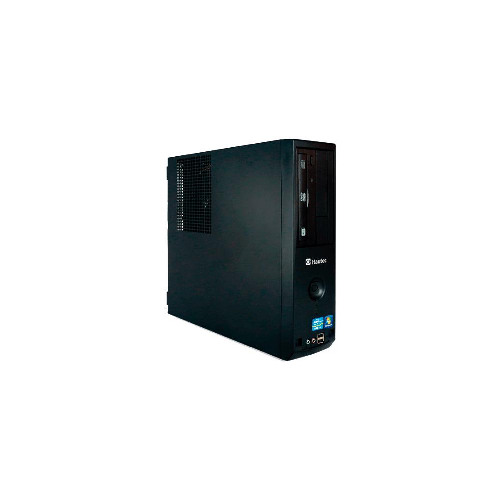 Computador Desktop Infoway ST4273 Itautec – 4GB RAM –  500GB HD - Intel Core i5 3470 - Microsoft Windows 7