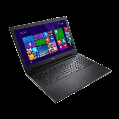 "Notebook Dell I15-3542-A30 - Prata - Intel Core i5-4210U - RAM 4GB - HD 1TB - Tela 15.6"" - Windows 8.1"