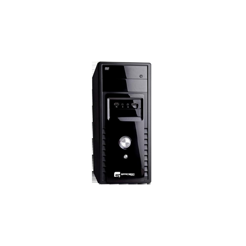 Computador Desktop SpaceBR-P3210L - Intel Core i3-2100 - RAM 4GB - HD 500GB - Linux