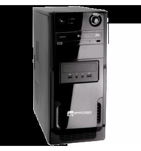 Computador Desktop Space BR-P104I93 - Preto - Intel Core i3-2120 - RAM 6GB - HD 750GB - Linux Ubuntu