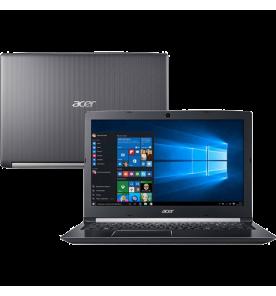 "Notebook Acer A515-51G-C690 - Intel Core i7-8550U - GeForce MX130 - RAM 8GB - HD 1TB - Tela 15.6"" - Windows 10"