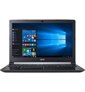 "Notebook Acer A515-51G-C690 - Intel Core i7-8550U - GeForce MX130 - RAM 8GB - HD 1TB - Tela 15.6"" - Windows 10"