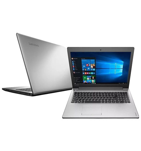 "Notebook Ideapad 310-15ISK - Intel Core i3-6100U @ 2.30GHz - 4GB - 1TB - Tela 15"" - Windows 10 Home."