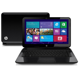 "Ultrabook HP Pavilion 14-B080BR - Intel Core i5-3317U - RAM 4GB - HD 500GB - LED 14"" - Windows 8"