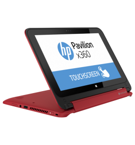 "Notebook 2 em 1 Touch HP Pavilion x360 11-N026BR - Intel Dual Core N2830 - RAM 4GB - HD 500GB - LED 11.6"" - Windows 8.1"