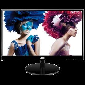 """Monitor AOC I2269VW LED 21.5"""" Widescreen - IPS - Full HD - DVI"""
