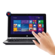 "Notebook 2 em 1 Positivo ZK3010 - Intel Celeron N2806 - RAM 2GB - HD 500GB - Tela 10.1"" - Windows 8.1"