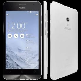 "Smartphone ZenFone 5 ASUS A501CG-2B491BRA - 8GB - RAM 2GB - Intel 1.2 GHz - Dual Chip - Tela 5"" - Android 4.4 - Branco"