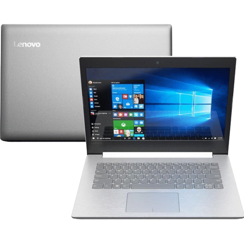 405cb80c4 Notebook Lenovo 320-14IKB-80YF0005BR - Intel Core i3-6006U - RAM 4GB