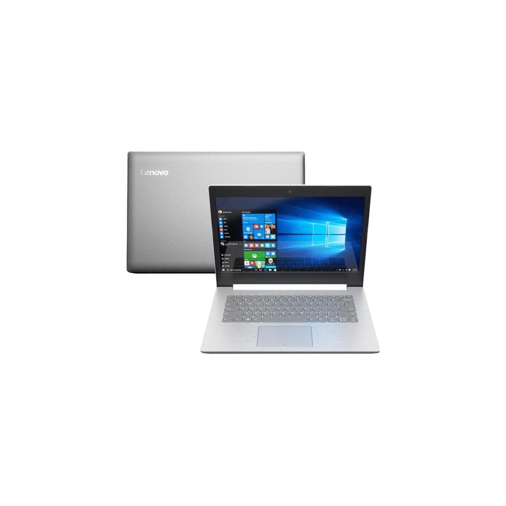 "Notebook Lenovo 320-14IKB-80YF0005BR - Intel Core i3-6006U - RAM 4GB - HD 1TB - Tela 14"" - Windows 10"