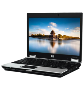 "Notebook HP Elitebook 2530P - Intel Core 2 Duo U9400 - RAM 2GB - HD 250GB - Tela 12.1"" - Windows 7 Pro"
