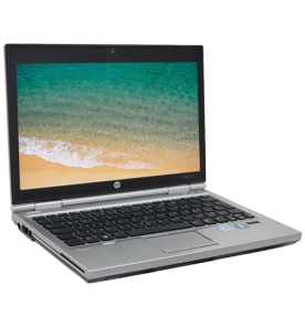 "Notebook HP Elitebook 2570P - Intel Core i7-3520 - RAM 4GB - HD 320GB - Tela 12.5"" - Windows 7 Pro"