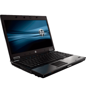 "Notebook HP Elitebook 8440W - Cinza - Intel Core i5-M520 - HD 250GB - RAM 3GB - Tela 14"" - Windows 7 Pro"
