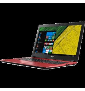 03b97c54e Notebook Acer A315-51-5796 - Vermelho - Intel Core i5-7200U -