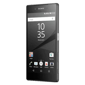 "Smartphone Sony Xperia Z5 E6853 - Preto - 32GB - 23MP - 4G - Tela 5.5"" - Android 5.1 Lollipop"