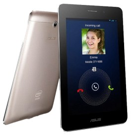 "Tablet FonePad Asus ME371MG-1I032A - Wi-Fi - 3G - Intel Atom Z2420 - 16GB - LED 7"" - Android 4.1"