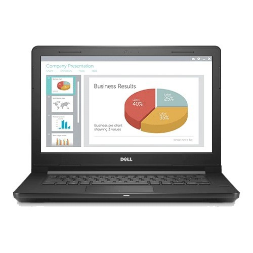 "Notebook Dell 14-3468 - Intel Core i3-6006U - RAM 4GB - HD 500GB - Tela 14"" - Windows 10"