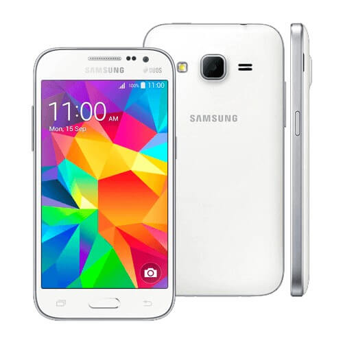 "Smartphone Samsung Galaxy Win 2 Duos - Branco - 8GB - 5MP - Tela 4.5"" - Android 4.4"