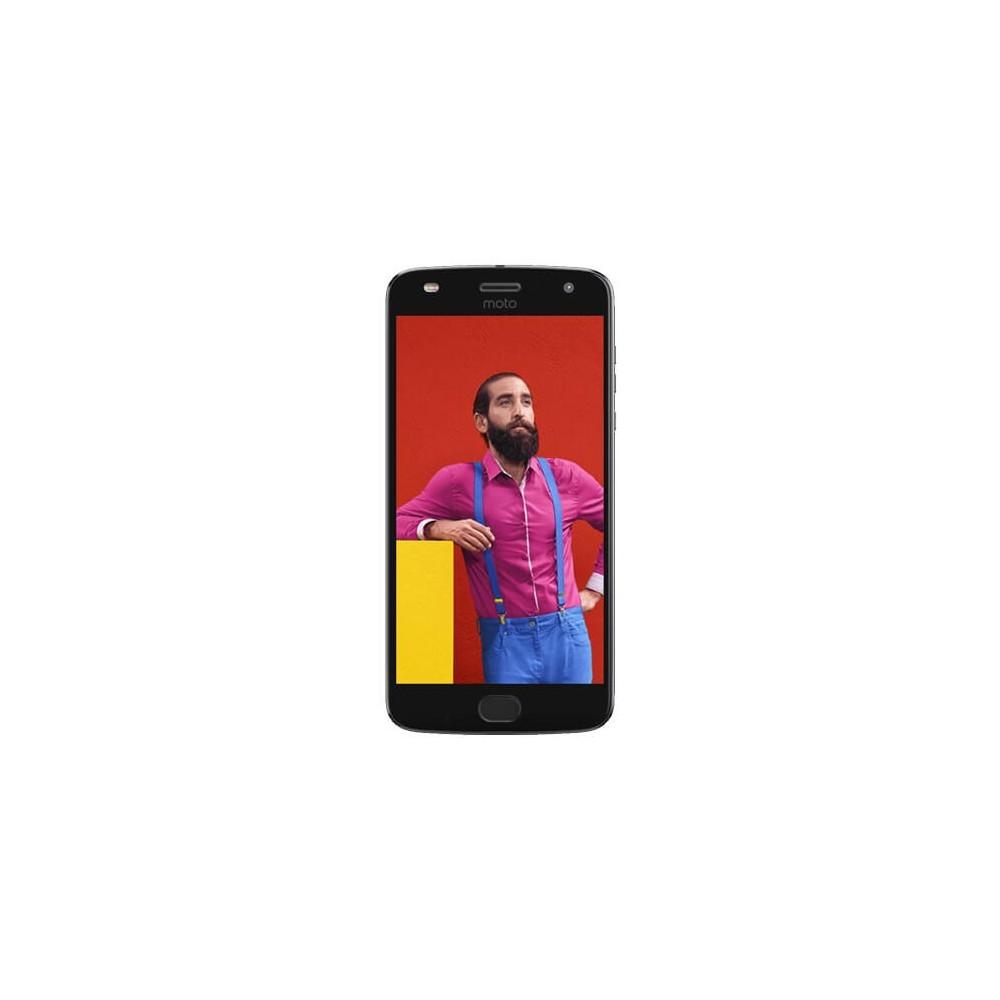 "Smartphone Motorola Moto Z2 Play XT1710 Platinum - 64GB - Octa-Core - 12MP - Tela 5.5"" Android 7.1"