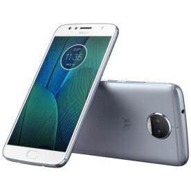 "Smartphone Motorola Moto G G5S Plus XT1802 - Azul Topázio - 32GB - Octa-Core - 13MP - Tela 5.5"" Android 7.1"