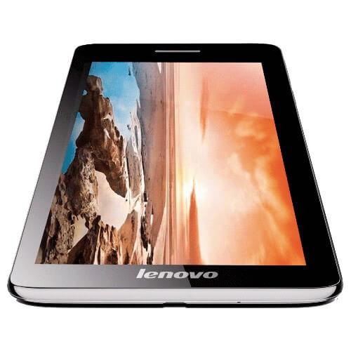 "Tablet Lenovo S5000-F - Tela HD de 7"" - Quad Core - 16GB - Câmera de 5MP - Wi-Fi - Android 4.2"