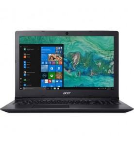 """Notebook Acer Aspire A315-53-32U4 Preto - Intel Core i3-7020U - RAM 4GB - HD 1TB - Tela 15.6"""" Windows 10"""