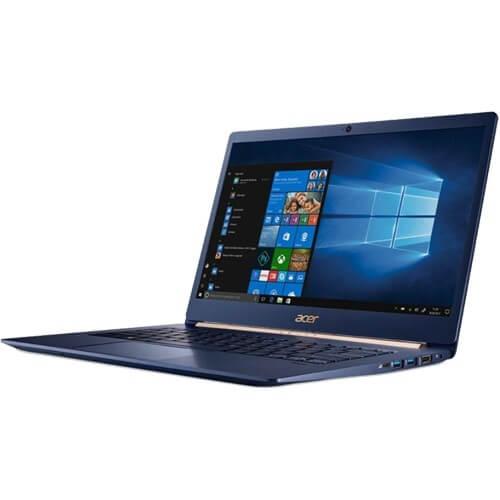 "Notebook Acer Swift 5 SF514-52T-553U - Intel Core i5-8250U - RAM 8GB - SSD 256GB - Tela 14"" - Windows 10"