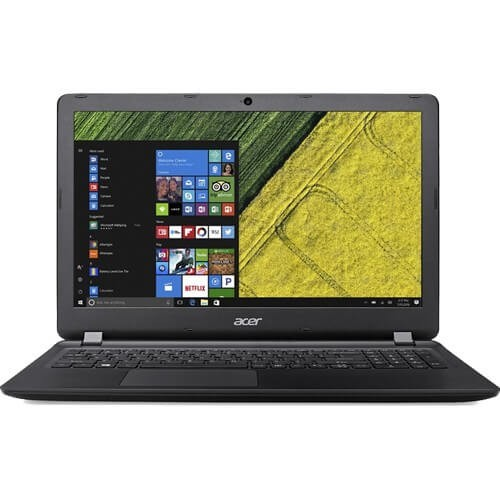 "Notebook Acer Aspire ES1-533-C8GL - Preto - Intel Celeron N3350 - RAM 4GB - HD 500GB - Tela 15.6"" - Windows 10"