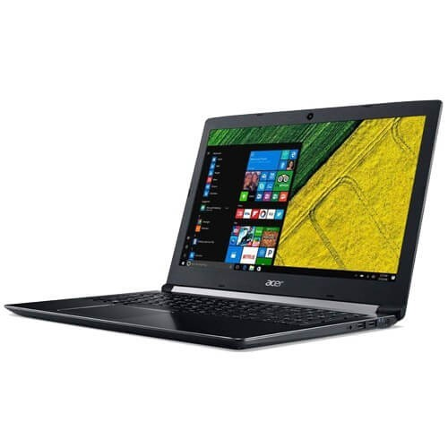 "Notebook Acer A515-51G-50W8 - Preto - Intel Core i5-7200U - Geforce 940MX - RAM 8GB - HD 2TB - Tela 15.6"" - Windows 10"